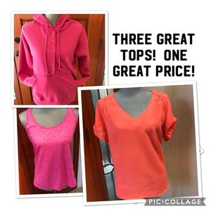 Tops - Bundle of Tops. Perfect condition!